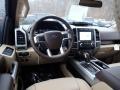 Medium Light Camel Interior Photo for 2020 Ford F150 #136657022