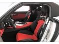 2020 AMG GT C Roadster Red Pepper/Black Interior