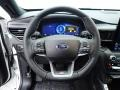 Ebony Steering Wheel Photo for 2020 Ford Explorer #136689583