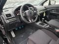 Carbon Black Interior Photo for 2020 Subaru WRX #136693467