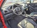 Black Front Seat Photo for 2020 Subaru Crosstrek #136730656