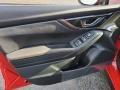 Black Door Panel Photo for 2020 Subaru Crosstrek #136730680