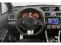 Carbon Black Steering Wheel Photo for 2016 Subaru WRX #136732858