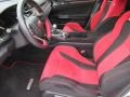Black/Red Front Seat Photo for 2019 Honda Civic #136763329