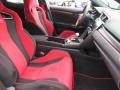 Black/Red Front Seat Photo for 2019 Honda Civic #136763380