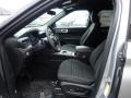 Ebony Front Seat Photo for 2020 Ford Explorer #136781266