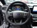 Ebony Steering Wheel Photo for 2020 Ford Explorer #136781296