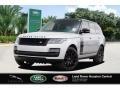 2020 Indus Silver Metallic Land Rover Range Rover HSE #136781861