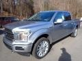 2020 Iconic Silver Ford F150 Limited SuperCrew 4x4  photo #5