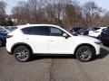 Snowflake White Pearl 2020 Mazda CX-5 Grand Touring Reserve AWD