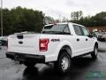 2020 Oxford White Ford F150 XL SuperCrew 4x4  photo #5