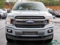 2020 Abyss Gray Ford F150 XLT SuperCrew 4x4  photo #4