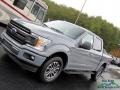 2020 Abyss Gray Ford F150 XLT SuperCrew 4x4  photo #28