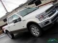 2020 Star White Ford F150 King Ranch SuperCrew 4x4  photo #35