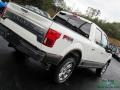 2020 Star White Ford F150 King Ranch SuperCrew 4x4  photo #36
