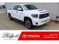 2020 Super White Toyota Tundra TRD Sport CrewMax 4x4 #136826582