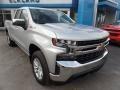 2020 Silver Ice Metallic Chevrolet Silverado 1500 LT Z71 Double Cab 4x4 #136843415