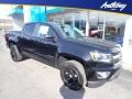 2020 Black Chevrolet Colorado LT Crew Cab 4x4 #136858966