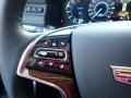 2020 Cadillac Escalade Jet Black Interior Steering Wheel Photo