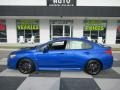 WR Blue Pearl 2019 Subaru WRX Premium