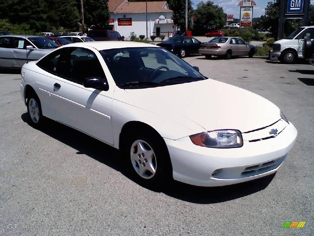 2003 olympic white chevrolet cavalier coupe 13662221 gtcarlot com car color galleries gtcarlot com