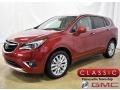 Chili Red Metallic - Envision Premium AWD Photo No. 1