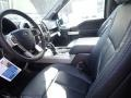 Black Front Seat Photo for 2020 Ford F150 #136897413