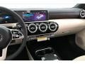 Dashboard of 2020 CLA 250 Coupe