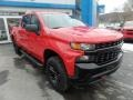 2020 Red Hot Chevrolet Silverado 1500 Custom Trail Boss Crew Cab 4x4 #136900302