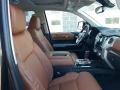 2020 Toyota Tundra 1794 Edition Brown/Black Interior Interior Photo