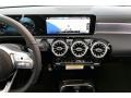 Controls of 2020 CLA 250 Coupe
