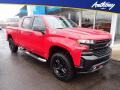 2020 Red Hot Chevrolet Silverado 1500 LT Trail Boss Crew Cab 4x4 #136954979