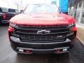 2020 Red Hot Chevrolet Silverado 1500 LT Trail Boss Crew Cab 4x4  photo #7