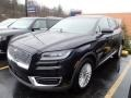 Infinite Black 2019 Lincoln Nautilus AWD