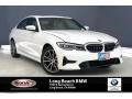 Alpine White 2020 BMW 3 Series 330i Sedan