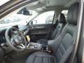 Machine Gray Metallic - CX-5 Grand Touring AWD Photo No. 8