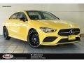 Sun Yellow - CLA 250 Coupe Photo No. 1