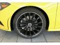 Sun Yellow - CLA 250 Coupe Photo No. 9