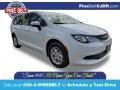 Bright White 2020 Chrysler Voyager LX