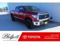 2020 Barcelona Red Metallic Toyota Tundra TSS Off Road CrewMax 4x4 #136978195