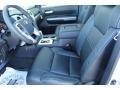 2020 Super White Toyota Tundra TSS Off Road CrewMax 4x4  photo #10