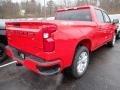 2020 Red Hot Chevrolet Silverado 1500 Custom Crew Cab 4x4  photo #5