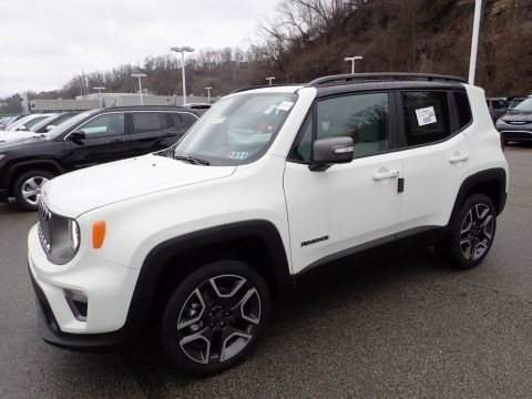 2020 Jeep Renegade Limited 4x4 Data, Info and Specs
