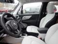 Black Front Seat Photo for 2020 Jeep Renegade #136991803