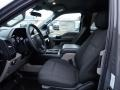 Black Front Seat Photo for 2020 Ford F150 #136995020