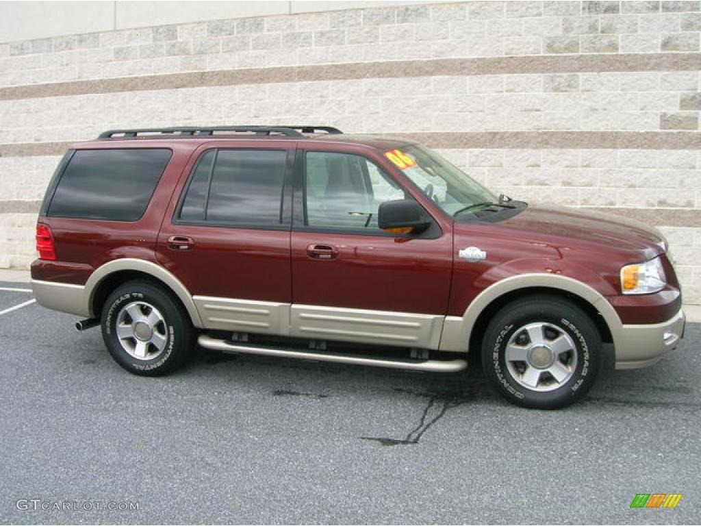 2006 dark copper metallic ford expedition king ranch 4x4. Black Bedroom Furniture Sets. Home Design Ideas