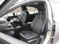 Front Seat of 2019 Camry SE