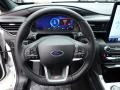 Ebony Steering Wheel Photo for 2020 Ford Explorer #137039886