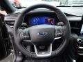 Ebony Steering Wheel Photo for 2020 Ford Explorer #137040477