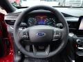 Sandstone Steering Wheel Photo for 2020 Ford Explorer #137041500